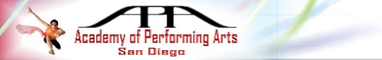 Academy of Performing Arts-San Diego, APAStudios